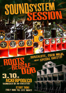 Soundsystem Session