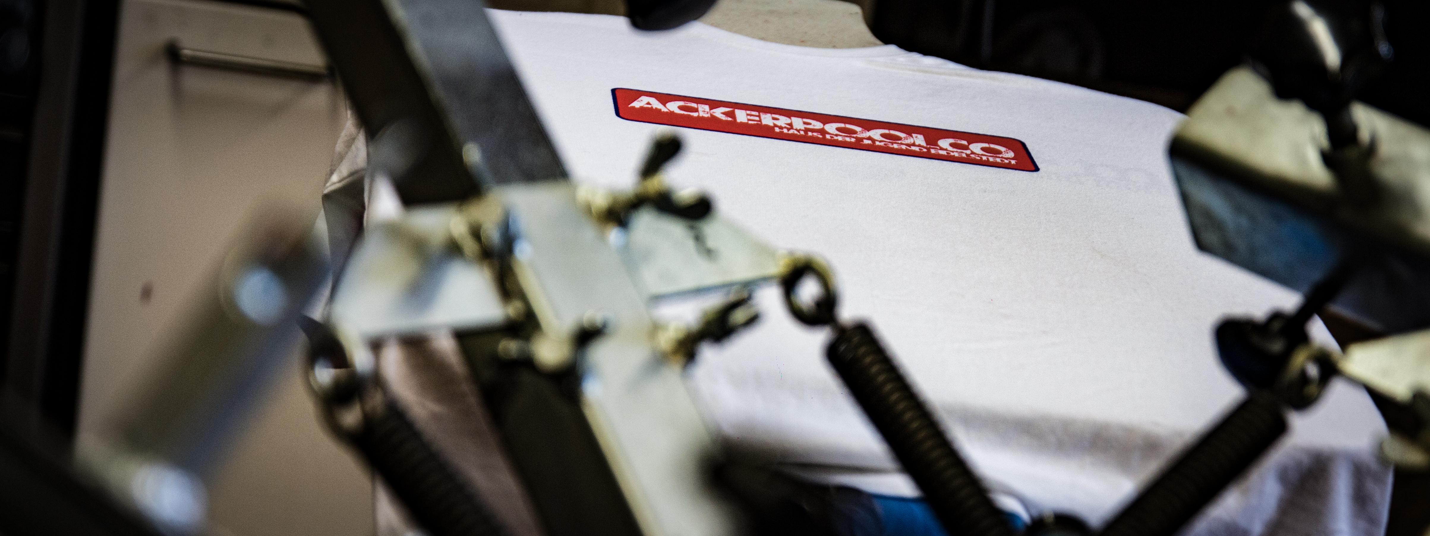 ackerpoolco. weil es kreativ ist.