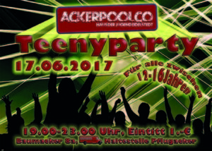 Teenyparty 17.06.2017