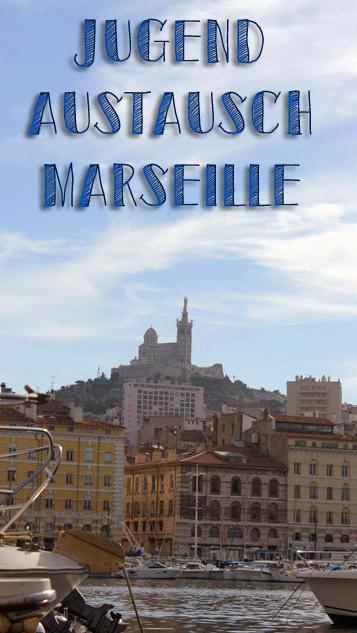 Austausch nach Marseille / F