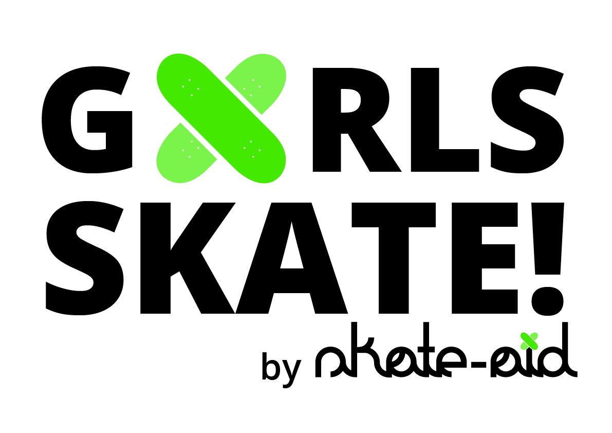 Girls* Skate-Aid im Acker!